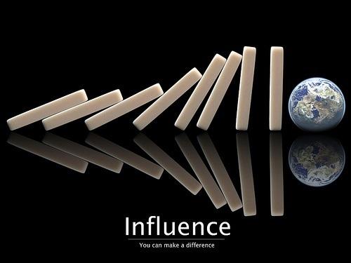 influenceyoucanmakeadifference